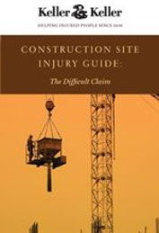Construction Site Injury Guide: The Difficult Claim