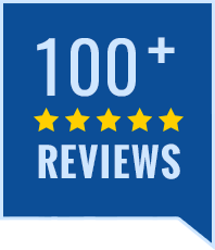 100+ 5 Star Reviews
